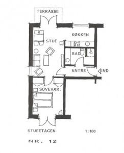 Lejlighed 12
