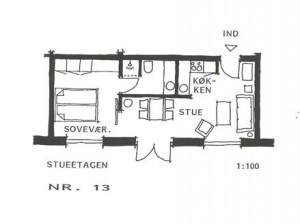Lejlighed 13