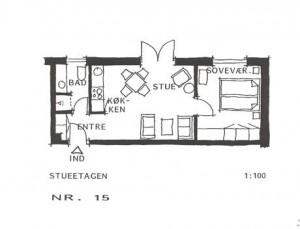 Lejlighed 15