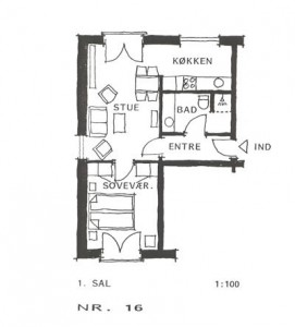 Lejlighed 16