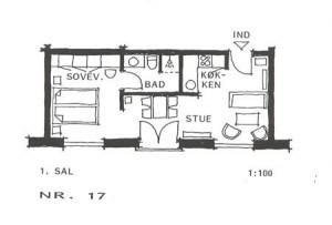 Lejlighed 17