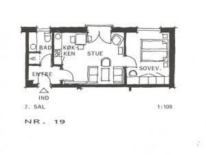 Lejlighed 19