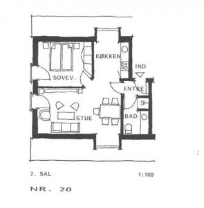 Lejlighed 020