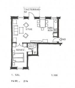 Lejlighed 24