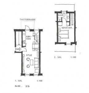 Lejlighed 25