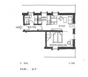 Lejlighed 27