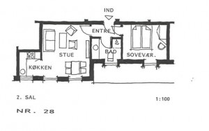 Lejlighed 28
