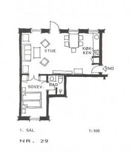Lejlighed 29