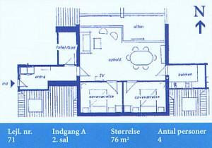 Skagenklit - Lejlighed 71