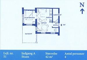 Skagenklit - Lejlighed 51