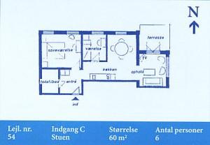Skagenklit - Lejlighed 54