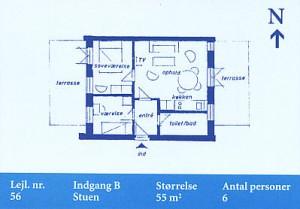 Skagenklit - Lejlighed 56