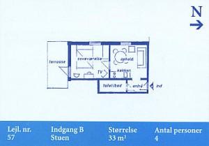 Skagenklit - Lejlighed 57