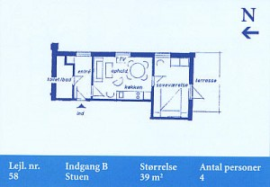 Skagenklit - Lejlighed 58