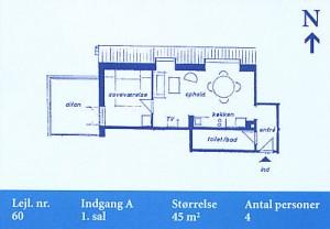 Skagenklit - Lejlighed 60