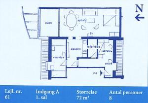 Skagenklit - Lejlighed 61