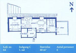 Skagenklit - Lejlighed 64
