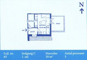 Skagenklit - Lejlighed 65
