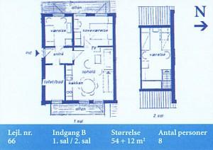 Skagenklit - Lejlighed 66