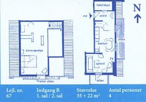 Skagenklit - Lejlighed 67