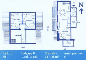 Skagenklit - Lejlighed 68