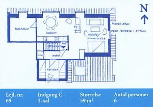Skagenklit - Lejlighed 69