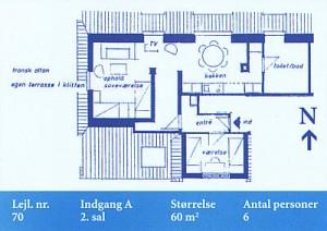 Skagenklit - Lejlighed 70